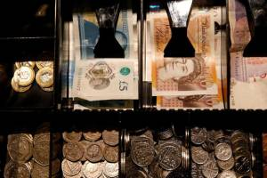 نرخ رسمی پوند افزایش یافت