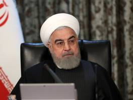 روحانی: برای بعد از 20 فروردین یکشنبه تصمیم نهایی را خواهیم گرفت