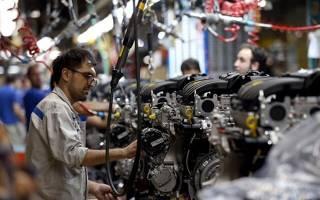 تعطیلی صنایع قطعهسازی تا ۲۲ فروردینماه
