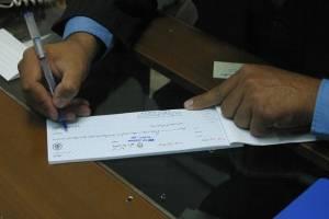 ۵ماه تاخیر بانک مرکزی در عملیاتی کردن چک الکترونیکی