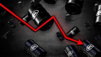 ریسک جدی سقوط نفت به ۲۰ دلار