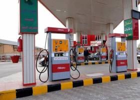 حال و روز پمپ بنزینهای تهران در روزهای کرونایی
