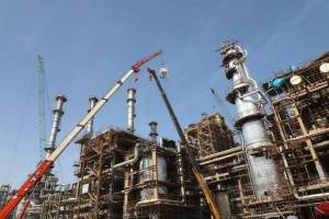 افزایش ۶۰ هزار بشکهای ظرفیت پالایشگاه ستاره خلیج فارس