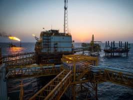 از میدان گازی ایران در دریای انگلیس چه خبر؟