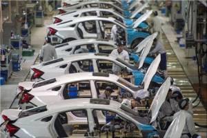 بررسی روند تولید خودرو طی دو سال اخیر