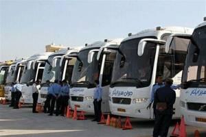 استفاده از اتوبوسهای بینشهری داخل شهرها بینتیجه ماند