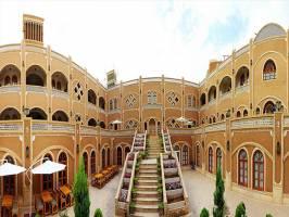 بهترین هتل های سنتی یزد