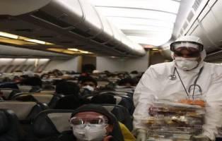 ممنوعیت ورود مسافران بدون ماسک به هواپیما
