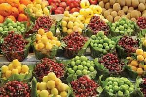 میوههای نوبرانه وارد بازار میشوند