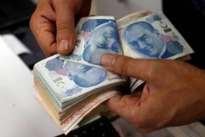 لیر ترکیه به پایینترین نرخ تاریخ خود سقوط کرد