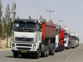 کامیونهای ایرانی همچنان اجازه ورود به ترکیه را ندارند