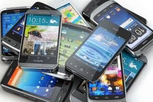 واردات ۷۳۸ هزار دستگاه تلفن همراه از ابتدای امسال تاکنون