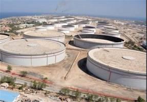 تخلیه مخازن نفت نکا برای ذخیره بنزین