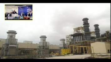 افزایش ۱۶۰ مگاواتی ظرفیت تولید برق با تجهیزات ساخت داخل