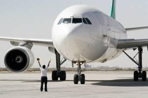 کاهش محدودیت پروازهای خارجی