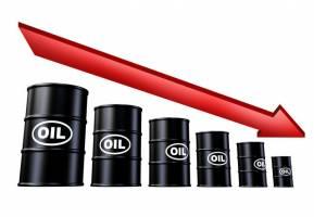 کاهش قیمت نفت در پی افزایش ذخایر آمریکا