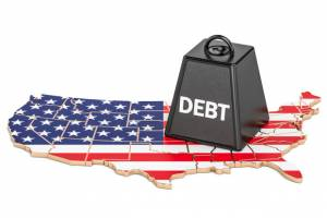 بدهی ملی آمریکا برای اولین بار در تاریخ به ۲۶ تریلیون دلار رسید