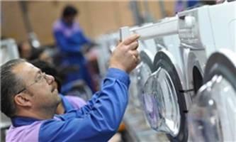 تولید ماشین لباسشویی ۲.۵ برابر شد
