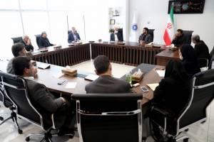 نشست هیات رئیسه اتاق ایران با سرپرست وزارت صنعت، معدن و تجارت