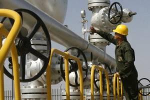 تغییرموازنه گازی درخلیجفارس