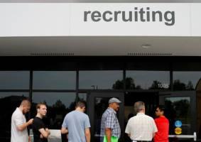 ۱.۴ میلیون آمریکایی دیگر هفته گذشته درخواست بیمه بیکاری ثبت کردند