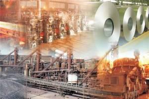رشد تولید محصولات منتخب معدنی