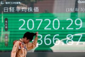 سهام شانگهای ۲درصد دیگر جهش کرد