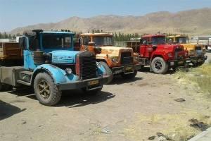 نوسازی کامیونهای فرسوده؛ طرحی که شروع نشده، شکست خورد