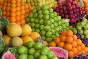 هفته آرام بازار میوه و صیفی