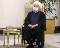 روحانی: همچنان آماده تلاش برای ثبات و امنیت عراق و منطقه هستیم