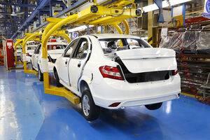 افزایش ۲۰ درصدی تولید در صنعت خودروسازی