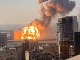 آیا انفجار بیروت، چرنوبیل لبنان است؟
