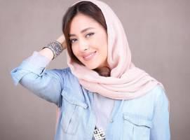 بهاره کیانافشار در فهرست۱۰ زن زیبای مسلمان