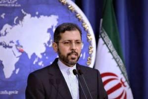 پیشنهاد سخنگوی وزارت امورخارجه ایران به پمپئو؛ به آینه نگاه کن!