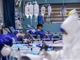 مجموع جانباختگان کرونا در کشور از ۳۰ هزار نفر فراتر رفت/ ۲۵۳ نفر دیگر طی ۲۴ ساعت گذشته فوت کردند