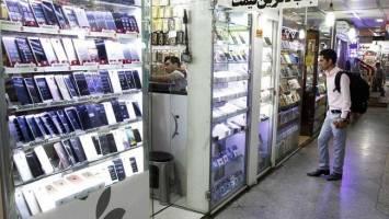 واردات موبایل پاسخگوی نیاز داخلی نیست