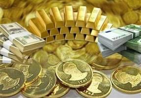 قیمت ارز، دلار، یورو، طلا و سکه ۱۳۹۹/۰۹/۰۷