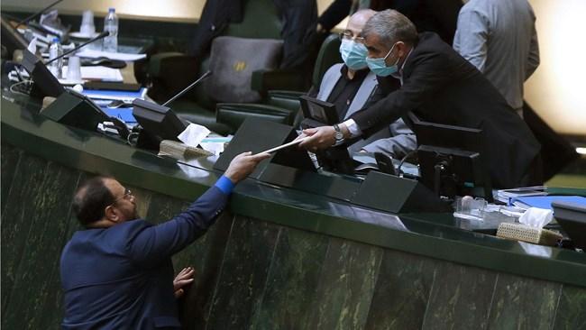 دولت لایحه بودجه 1400 را تقدیم مجلس کرد