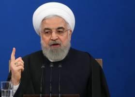 روحانی: اگر آمریکا توبه کند و بگوید دیگر شیشه نمیشکنیم، استقبال میکنیم