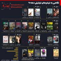 نگاهی به فیلمهای توقیفی دهه ۹۰