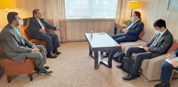 مذاکرهکننده چین با عراقچی دیدار کرد