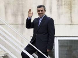احمدینژاد در انتخابات ریاست جمهوری ۱۴۰۰ ثبت نام کرد