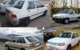 کدام خودروهای بازار  ۱۰۰ تا ۲۰۰ میلیون ارزش دارند؟