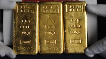 قیمت جهانی طلا رشد کرد