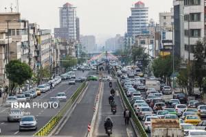 اجرای مجدد طرح ترافیک پایتخت از امروز
