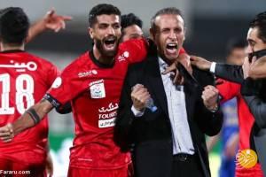 یحیی گلمحمدی مرد بازیهای بزرگ