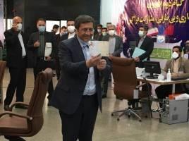 عبدالناصر همتی در انتخابات ریاستجمهوری ۱۴۰۰ ثبت نام کرد