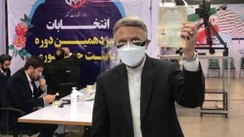 رئوفیان داوطلب انتخابات ریاست جمهوری شد
