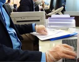 شرایط جدید دورکاری کارکنان در تهران از فردا
