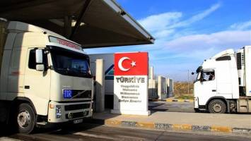 یخ تجارت ایران و ترکیه در سهماهه 2021 باز شد